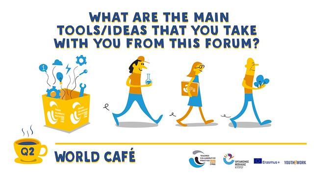 world café q2 - main tools