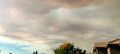 September 30, 2020 - Smoky skies late in the day.  (Alycia Gilliland)