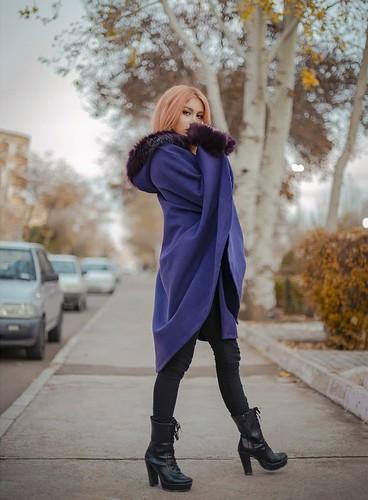 Iranian Girl 1