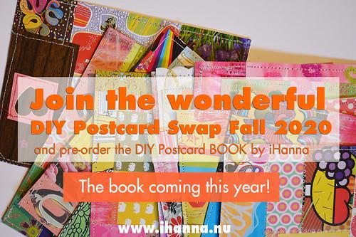 DIY Postcard Swap October 2020