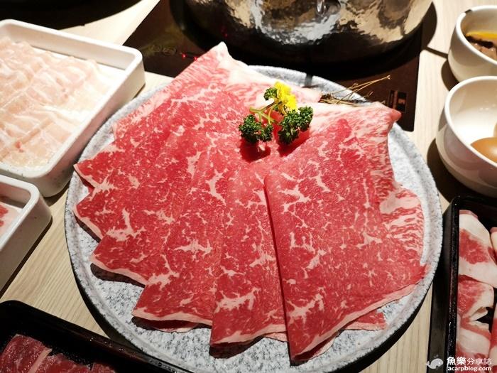 【台北信義】有之和牛| 宵夜和牛火鍋吃到飽 @魚樂分享誌