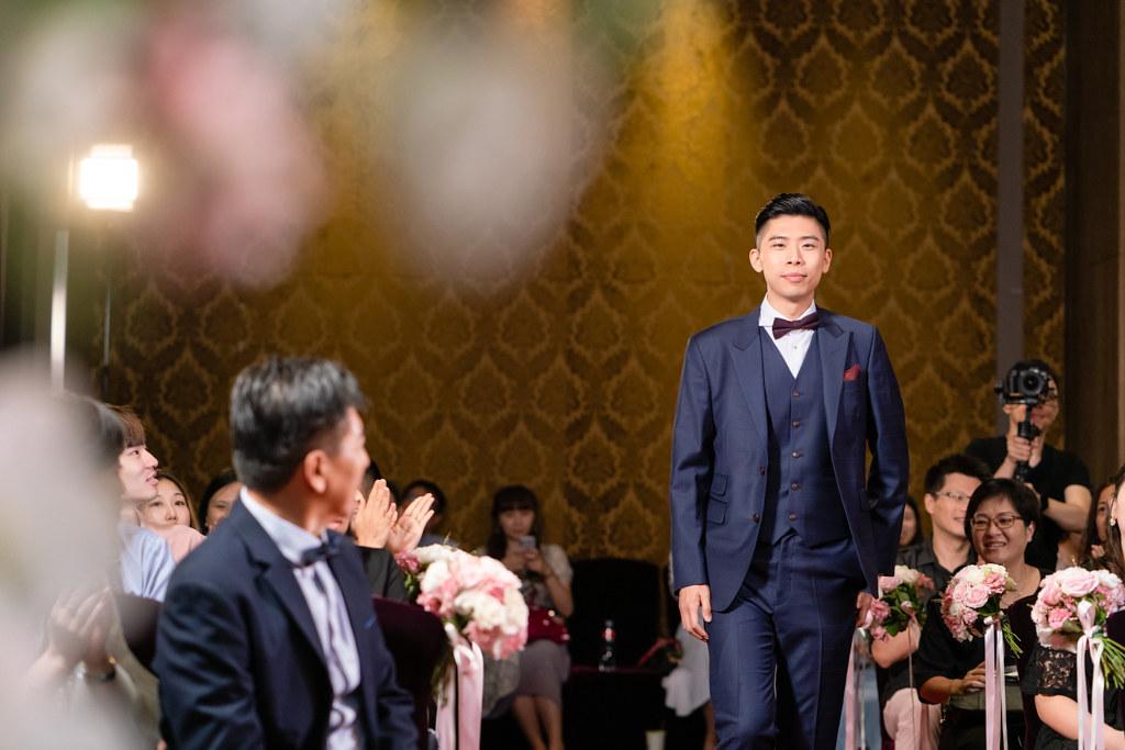 [ 婚攝 ]James健民& Meien美恩 婚禮紀錄@君品酒店 婚禮攝影