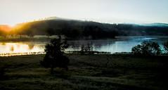 Photo of Sunrise and Lochain Uvie
