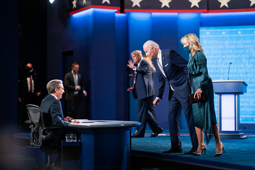 First Presidential Debate Hosted By Chri by Biden For President, on Flickr