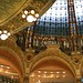 Lamps in Galeries Lafayette