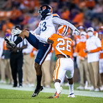 NCAA Football: Virginia at Clemson