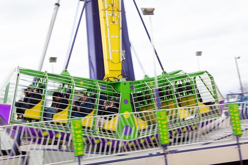 Sky Master Carnival Ride