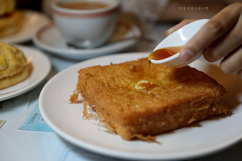 台北南京三民站萬芳冰室道地港式茶餐廳155
