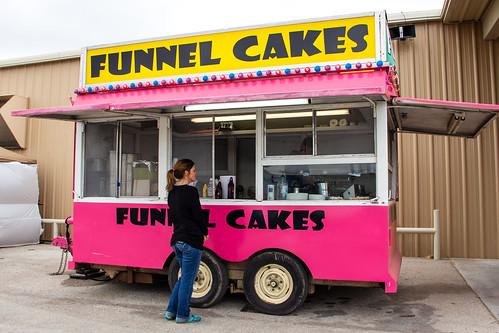 Funnel Cakes Trailer