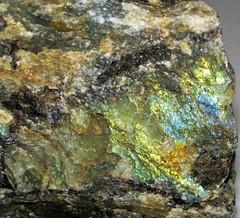 Anorthosite (Ankafotia Anorthosite Massif, Neoproterozoic, ~660 Ma; Madagascar) 8