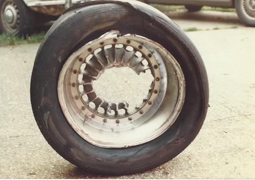GTV6 Napolina Day wheel