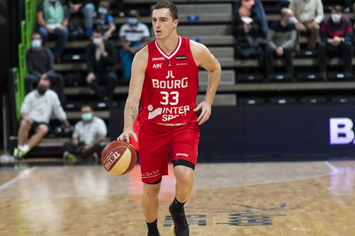 Danilo Andjusic - ©Jacques Cormarèche 2ème victoire à l'Astroballe de l'histoire du club