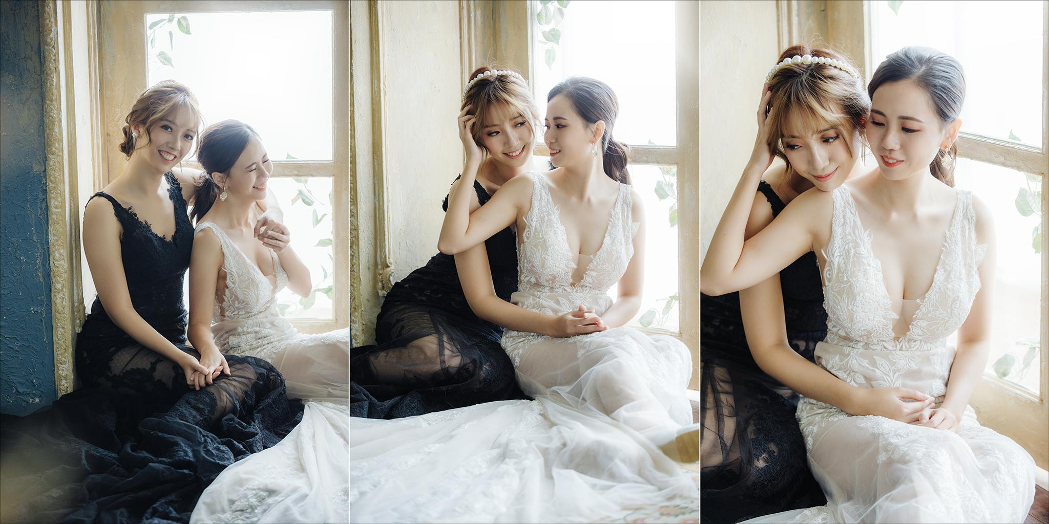 50422973443 203988e211 o - 【閨蜜婚紗】+Cindy&Crystal+