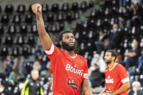 Kadeem Allen - ©Jacques Cormarèche 2ème victoire à l'Astroballe de l'histoire du club
