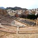 Teatro Romano in Cartagena, Spain