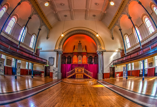 Round chapel, Hackney