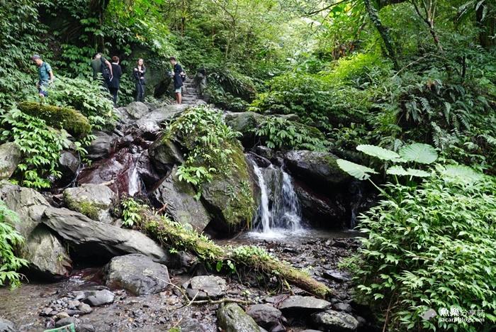 【宜蘭礁溪】抹茶山朝聖|聖母山莊登山步道 @魚樂分享誌
