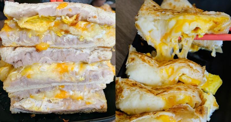 【台南美食】捷米早安主廚 高雄人氣早午餐到成大附近開店了!芋泥起司好邪惡~ 乾烙蛋脆餅!