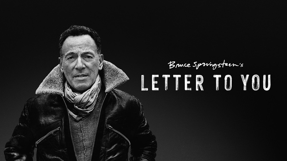 Bruce Springsteen's Letter to You-1