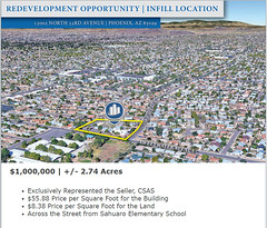 "SOLD: Redevelopment Opportunity in Phoenix, AZ | +/- 2.74 Acres • <a style=""font-size:0.8em;"" href=""http://www.flickr.com/photos/63586875@N03/50428066326/"" target=""_blank"">View on Flickr</a>"