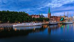 Boats @ Hansestadt Bremen