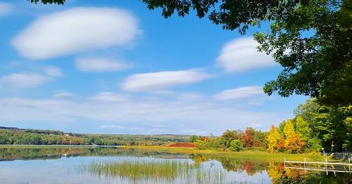 Sennebec Pond - N Cramer