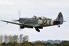 RAF Supermarine Spitfire two-seater T MkIX NH341 G-CICK