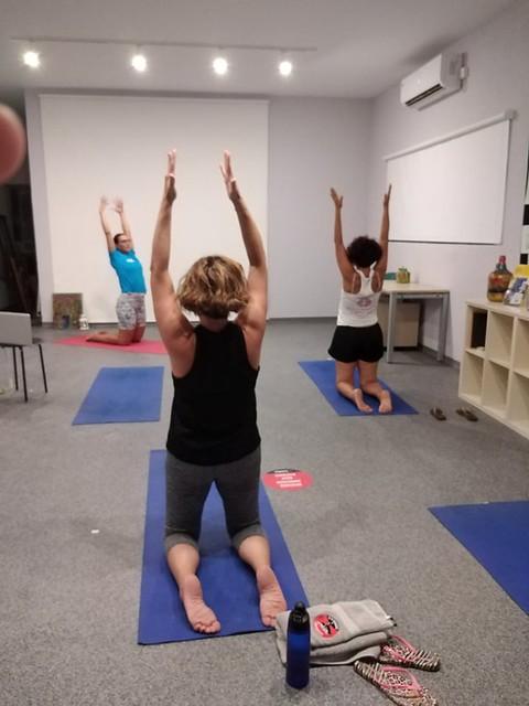 Online Hatha Yoga 1 - Famagusta