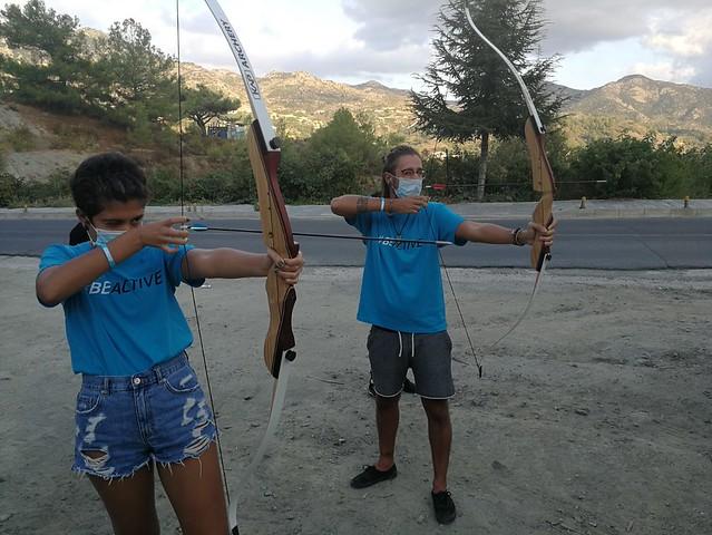 Archery 1 - Agros
