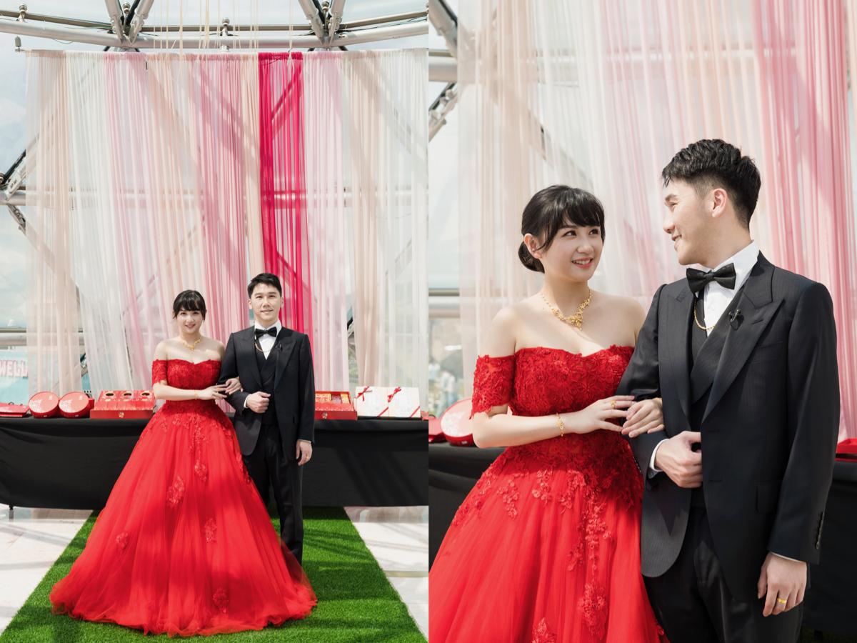 婚攝作品,婚禮攝影,婚禮紀錄,大直典華,文定儀式,類婚紗,wedding photos