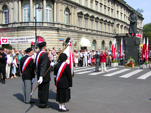 Warsaw - Polish Armed Forces Day 15-Aug-2002