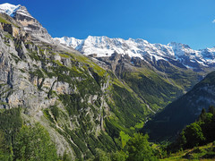 View from Murren