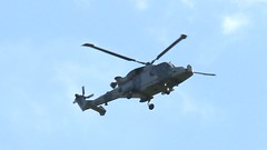 Photo of ZZ408 - Agusta-Westland AW159 Wildcat AH1 over ampisford 2 071020