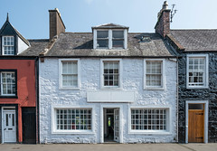 Photo of Our Studio at 17 Castle Street, Kirkcudbright, Scotland, DG6 4JA