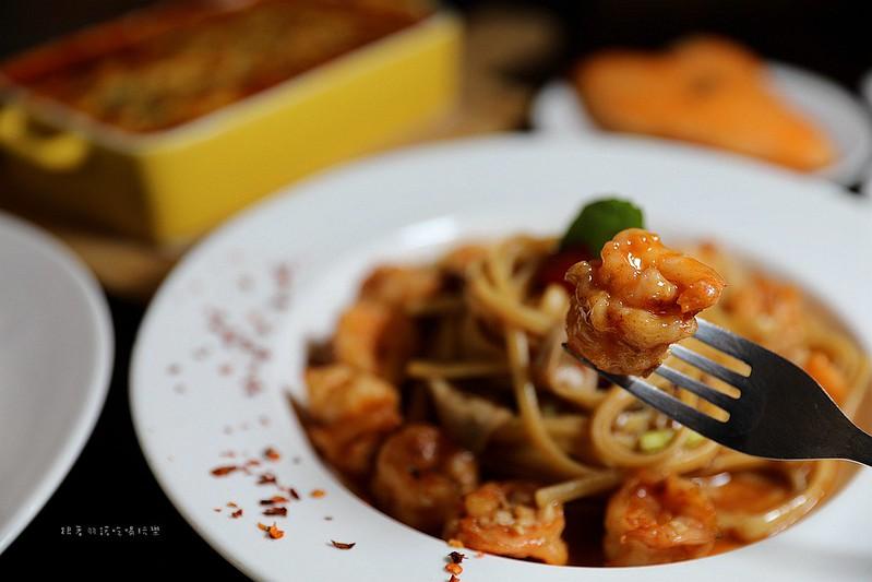 懂吃懂吃義式小廚樂華夜市隱藏巷弄義大利麵燉飯高CP值美食104