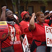 South African national strike 7 October