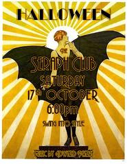 Halloween @ The Seraph Club