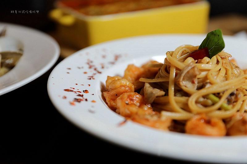 懂吃懂吃義式小廚樂華夜市隱藏巷弄義大利麵燉飯高CP值美食102