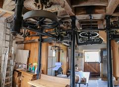 Holgate Windmill ground floor, September 2020 - 6