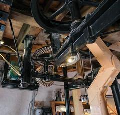 Holgate Windmill ground floor, September 2020 - 4