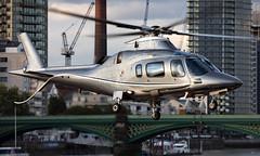 Photo of G-RXTV - Agusta A109E Power - EGLW