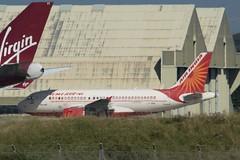 Photo of Air India A319-100