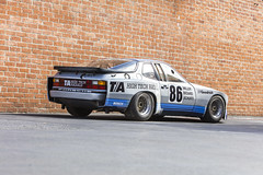 1982 Porsche 924 Le Mans 10