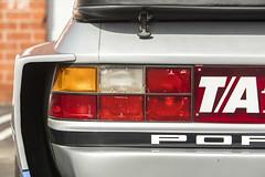 1982 Porsche 924 Le Mans 23