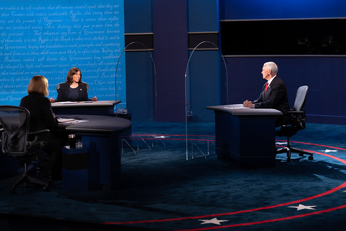 Vice Presidential Debate - Salt Lake Cit by Biden For President, on Flickr
