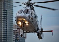 Photo of M-XHEC - Eurocopter EC 155B - EGLW