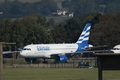 Photo of Ellinair A319-100