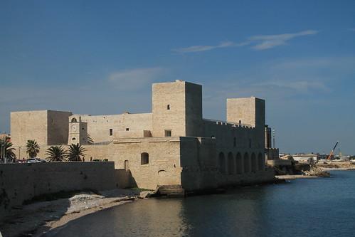 Trani - Suebian castle