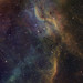 Propeller Nebula, DWB111, SHO