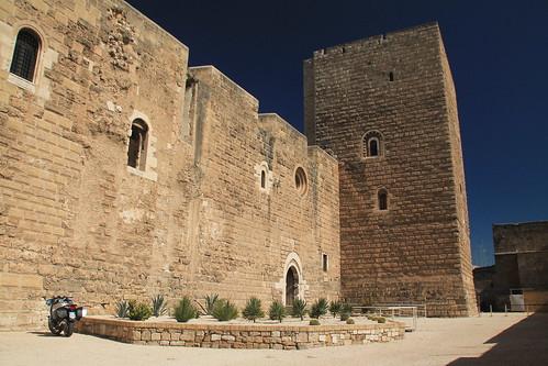 Bari - castle